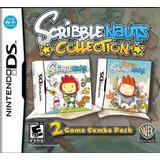 Colección Scribblenauts - Nintendo Ds Envío Gratis