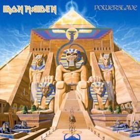 Partituras Guitarra Rock Iron Maiden Powerslave