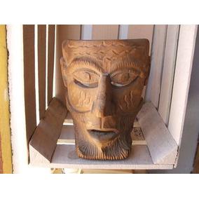 Mascara De Madera Estilo Michoacan