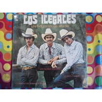 Los Ilegales Lp Un Poquitin De Amor 1982 Nvo