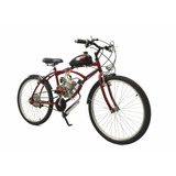 Bicicleta Motorizada Kit Motor Moskito 80cc Bikelete