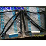 Juego De Burletes De Ventiletes Del Y Tras. Dodge 1500