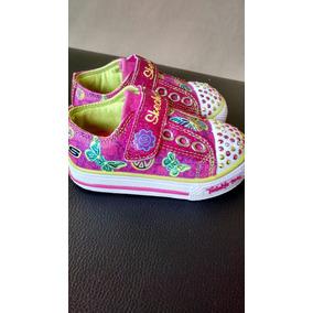 Zapatillas Skechers Nena Originales T.20 Traídas Usa