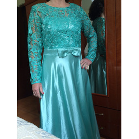 Vestido Longo De Festa - Madrinha De Casamento - Rosa Bebe