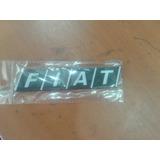 Emblema Fiat Uno Tapa Maleta