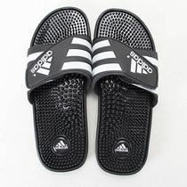 Chinelo Masculino Adidas Adissage - Pto/bco