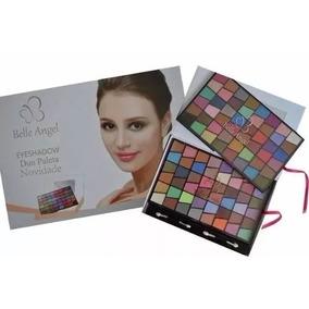 Maquiagem Profissional - Belle Angel Duo Paleta 3 D Eyes