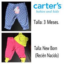 Ropita De Bebe Niña Carter
