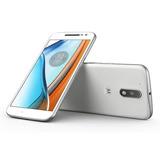 Moto G4 Plus 32 Gb 4g + Vidrio Templado + Funda Tpu