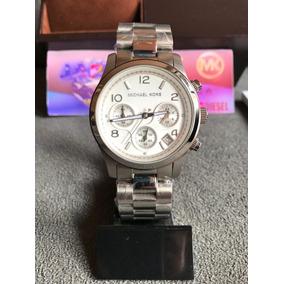 e8fccad1fae Relógio Michael Kors Mk5076 Prata - Relógios no Mercado Livre Brasil