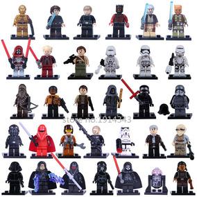Star Wars Compatible 32 Figuras - Envio Gratis