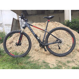 Bicicleta Cube Rodada 29er Rock Shox Shimano Deore Y Xt