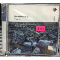 Cd Doble Mendelssohn Psalms Gulbenkian Choir And Orchestra