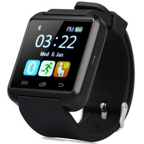 Smartwatch U8 Relógio Inteligente Bluetooth Android Iphone