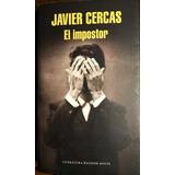El Impostor, Novela De Javier Cercas. Random House