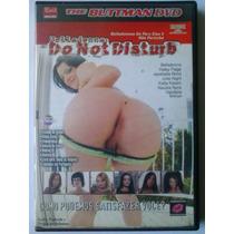 Dvd Pornô Buttman : Belladonna Só Para Elas 5 ( Original )