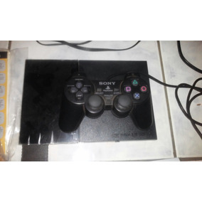 Console Playstation 2 Slim Com 1 Controle - Sony original