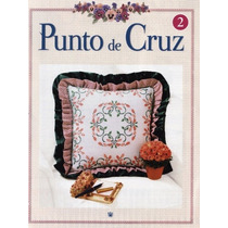 10 Revistas Para Manualidades En Punto De Cruz (lote 1)