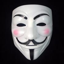 5 Mascara V De Vendetta Venganza Anonymous Protesta