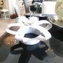 Corona De Chapa Blanca Chata Diseño Decoración