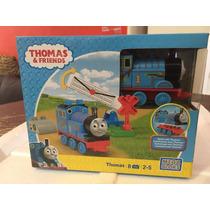 Mega Bloks Thomas Y Sus Amigos Construye 8 Piezas