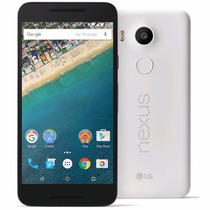 Nexus 5x Lg Android 6 32gb Libre De Fabrica En Caja Sellada