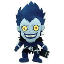 Peluche Death Note Ryuk Nuevo Original Anime Series Otaku