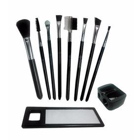 Kit Completo Para Maquiagem Com Espelho E Copo Bc615 Mundial