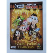 Clássicos Do Cinema Turma Mônica N° 55 Cascão Porker