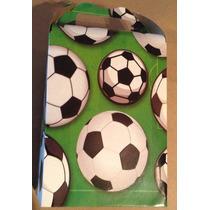 Aa Fútbol 60 Cajas Dulceras Artículos De Fiesta Promo