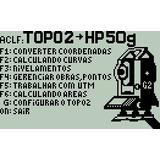 Topo2 Hp50g - 50 Programas De Topografia - Frete Gratis