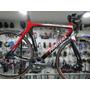 Bicicleta Ruta Privitera Carbon