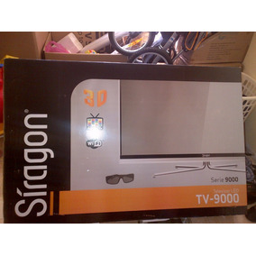 Smart Tv Siragon 55 3d Led
