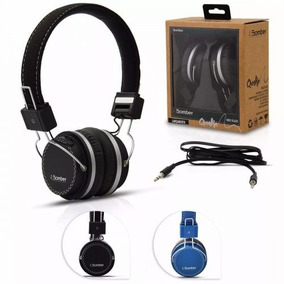 Headphone Bomber Speakers Quake Hb02 Preto Original