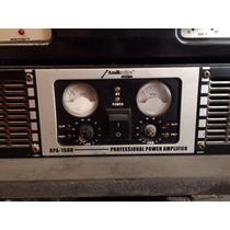 Planta Audiopipe Apa 1500