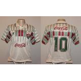 Camisa Fluminense Penalty Coca Cola Piano 1992 #10 - M