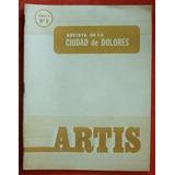 Artis Revista De La Ciudad De Dolores Nº 3 Julio 1980