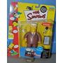 Kent Brockman - Simpsons Playmates