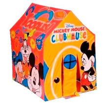 Mickey Mouse Disney Casa Casita Carpa Caños Pvc En Smile