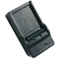 Cargador Para Bateria De Camara Olimpus Li10b / Li12b