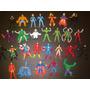 Coleccion Completa Jack Super Heroes 2009