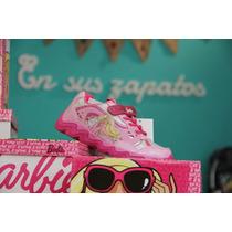 Zapatillas Con Luces Barbie