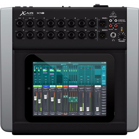 Behringer Xair X18 Mesa De Som Digital Mixer Envio 24h* Loja
