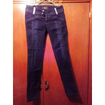 Lindos Jeans Sxy Jeans Con Pedreria