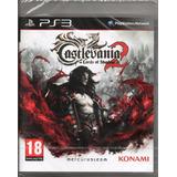 Castlevania Lords Of Shadow 2 / Nuevo Sellado / Ps3