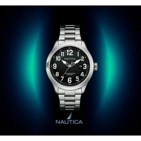 Reloj Nautica Hombre Nai12523g + Promoción