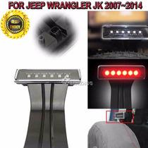 Wrangler Jeep Luz Stop Ahumada En Tecnologia Led Importada