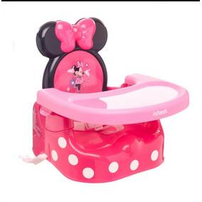 Silla Booster Minnie Mouse Periquera Infanti