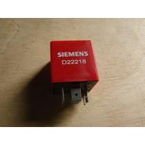 Rele Temporizador Limpador P/ Fiat Tempra Siemens D22218