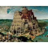 Rompecabezas De Ravensburger De 5000 Piezas. Torre De Babel